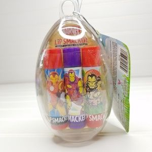 Marvel Iron Man Lip Smacker Easter Collection 3Pc